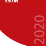 Catalogue 550 M
