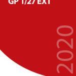 Catalogue GP 1/27 EXT