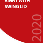 Catalogue BINNY WITH SWING LID