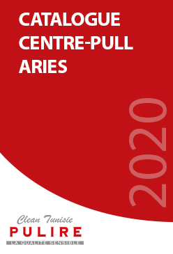 Catalogue centre-pull - Aries