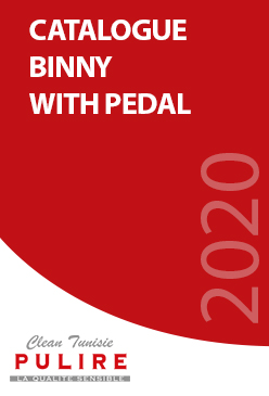 Catalogue BINNY WITH PEDAL