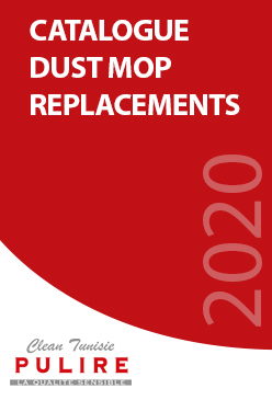 Catalogue DUST MOP REPLACEMENTS