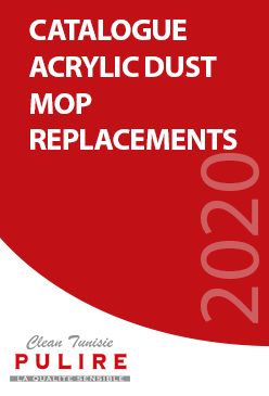 Catalogue ACRYLIC DUST MOP REPLACEMENTS