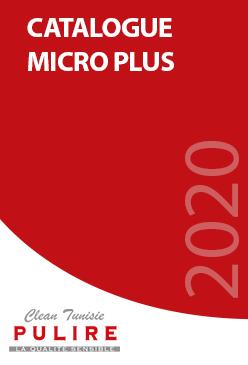 Catalogue MICRO PLUS