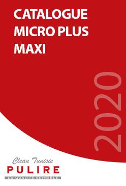 Catalogue MICRO PLUS MAXI
