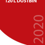 Catalogue 120 L DUSTBIN