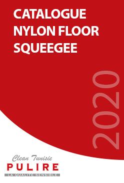 Catalogue NYLON FLOOR SQUEEGEE