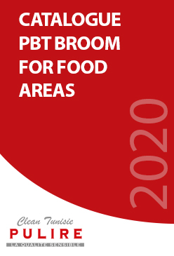 Catalogue PBT BROOM FOR FOOD AREAS