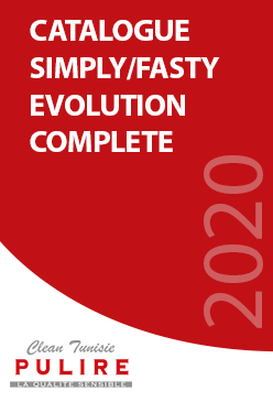 Catalogue SIMPLY/FASTY EVOLUTION COMPLETE