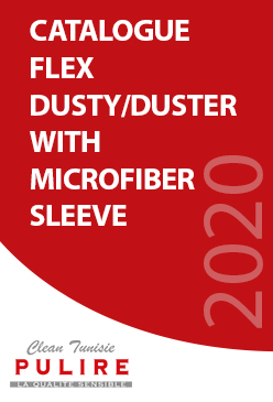 Catalogue FLEX DUSTY/DUSTER WITH MICROFIBER SLEEVE