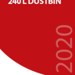 Catalogue 240 L DUSTBIN