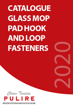 Catalogue GLASS MOP PAD HOOK AND LOOP FASTENERS