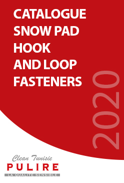 Catalogue SNOW PAD HOOK AND LOOP FASTENERS