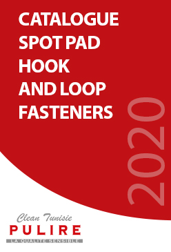 Catalogue SPOT PAD HOOK AND LOOP FASTENERS
