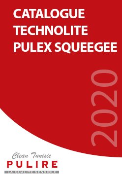 Catalogue TECHNOLITE PULEX SQUEEGEE