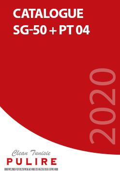 Catalogue SG-50 + PT 04