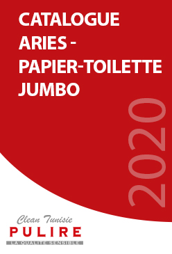 Catalogue  Aries - Papier-toilette Jumbo