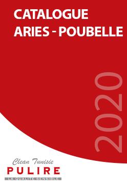 Catalogue Aries - Poubelle